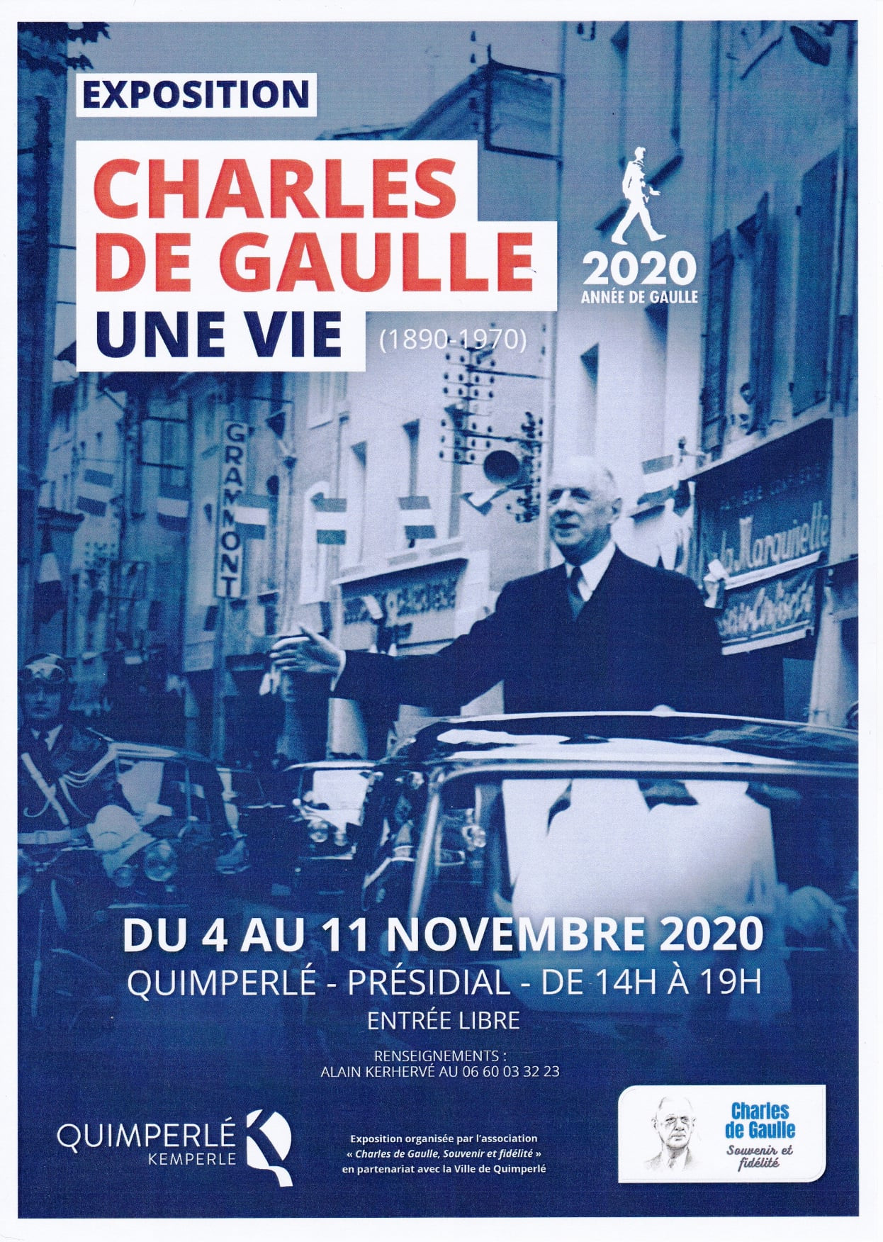 Expo Charles De Gaulle